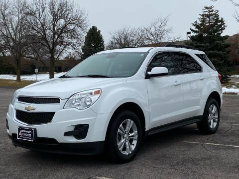 2013 Chevrolet Equinox for sale at North Imports LLC in Burnsville MN