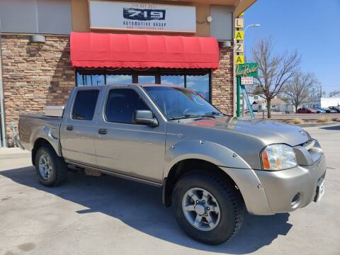 2004 Nissan Frontier for sale at 719 Automotive Group in Colorado Springs CO
