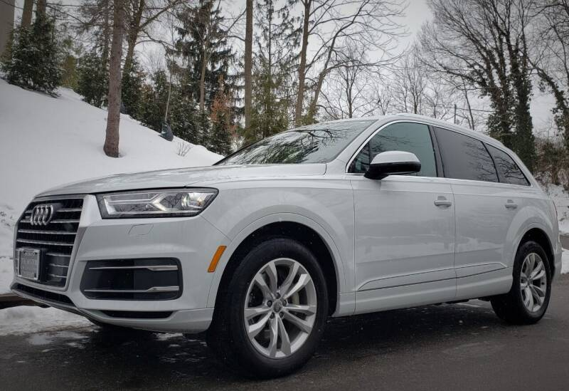 2017 Audi Q7 for sale at The Motor Collection in Columbus OH