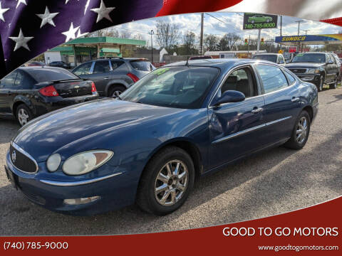 2005 Buick LaCrosse for sale at Good To Go Motors in Lancaster OH