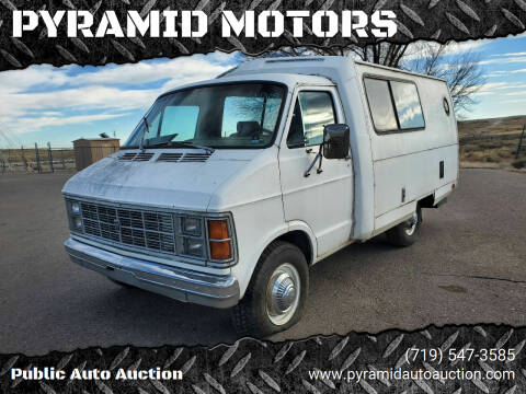 1979 F30 Dodge  for sale at PYRAMID MOTORS - Pueblo Lot in Pueblo CO