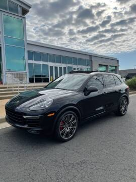 2017 Porsche Cayenne for sale at Motorcars Washington in Chantilly VA