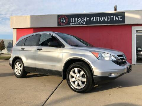 2011 Honda CR-V for sale at Hirschy Automotive in Fort Wayne IN