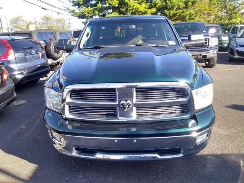 2011 RAM Ram Pickup 1500 for sale at Wilson Investments LLC in Ewing NJ