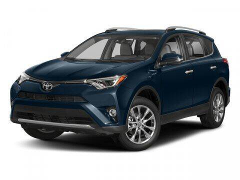 2018 Toyota RAV4 for sale at Crown Automotive of Lawrence Kansas in Lawrence KS