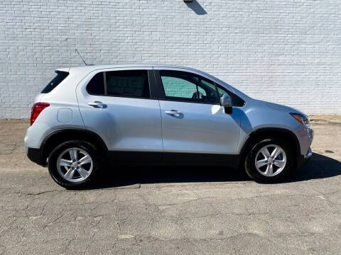 2020 Chevrolet Trax for sale at Smart Chevrolet in Madison NC