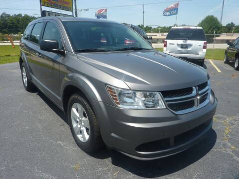2013 Dodge Journey for sale at Roswell Auto Imports in Austell GA