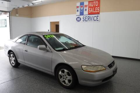2000 Honda Accord for sale at 777 Auto Sales and Service in Tacoma WA