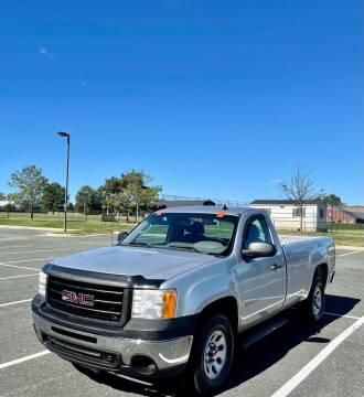 2012 GMC Sierra 1500 for sale at ONE NATION AUTO SALE LLC in Fredericksburg VA