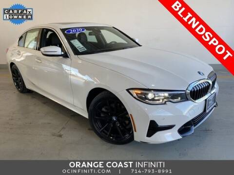 2020 BMW 3 Series for sale at ORANGE COAST CARS in Westminster CA