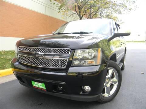 2011 Chevrolet Tahoe for sale at Dasto Auto Sales in Manassas VA