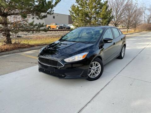 2016 Ford Focus for sale at A & R Auto Sale in Sterling Heights MI