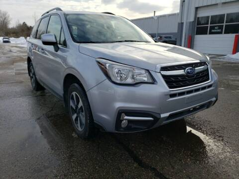 2017 Subaru Forester for sale at Elhart Automotive Campus in Holland MI