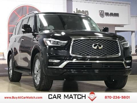 2019 Infiniti QX80 for sale at Bayird Truck Center in Paragould AR