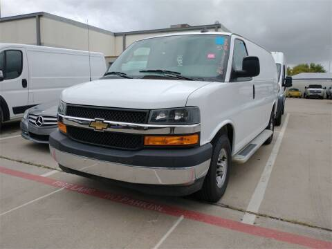 2020 Chevrolet Express Cargo for sale at Excellence Auto Direct in Euless TX