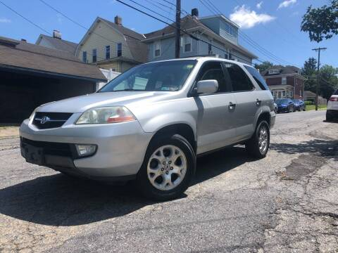 2002 Acura MDX for sale at Keystone Auto Center LLC in Allentown PA