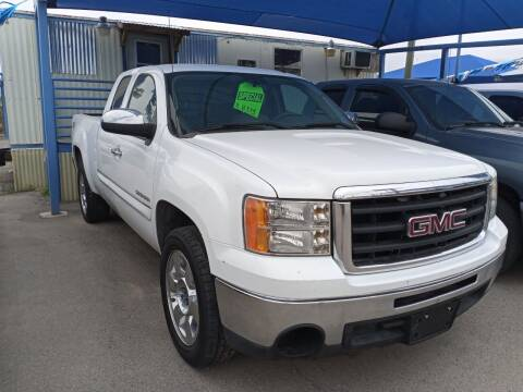 2010 GMC Sierra 1500 for sale at Autos Montes in Socorro TX