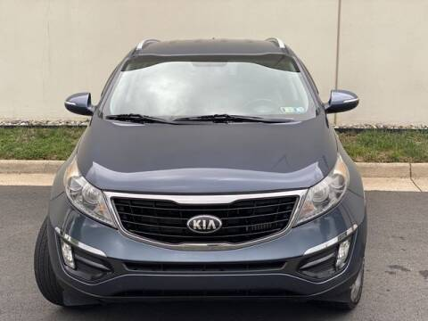 2014 Kia Sportage for sale at SEIZED LUXURY VEHICLES LLC in Sterling VA