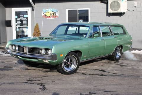 1971 Ford Torino 500 for sale at Great Lakes Classic Cars & Detail Shop in Hilton NY