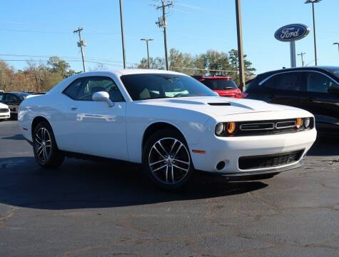 2019 Dodge Challenger for sale at Stearns Ford in Burlington NC