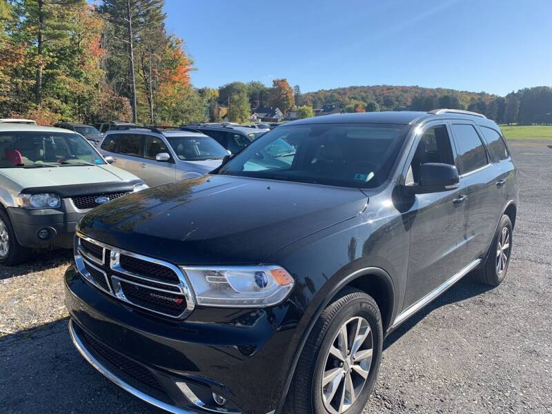 2016 Dodge Durango AWD Limited 4dr SUV - Windber PA
