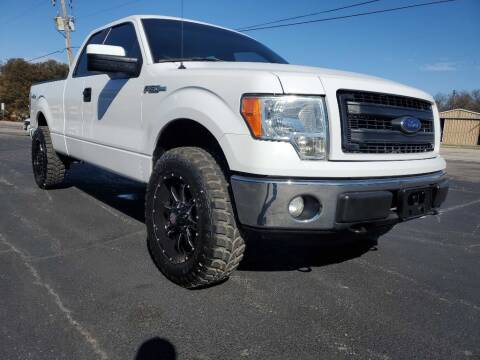 2014 Ford F-150 for sale at Thornhill Motor Company in Lake Worth TX