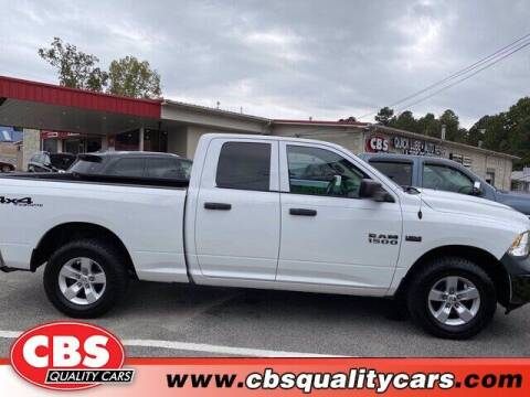 2014 RAM Ram Pickup 1500 for sale at CBS Quality Cars in Durham NC