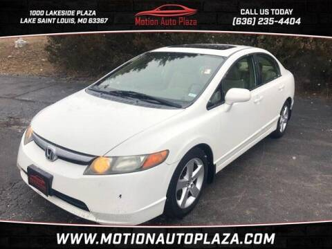 2008 Honda Civic for sale at Motion Auto Plaza in Lakeside MO