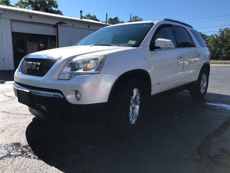 2009 GMC Acadia for sale at Certified Auto Exchange in Keyport NJ