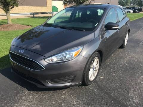 2015 Ford Focus for sale at Northeast Auto Sale in Wickliffe OH