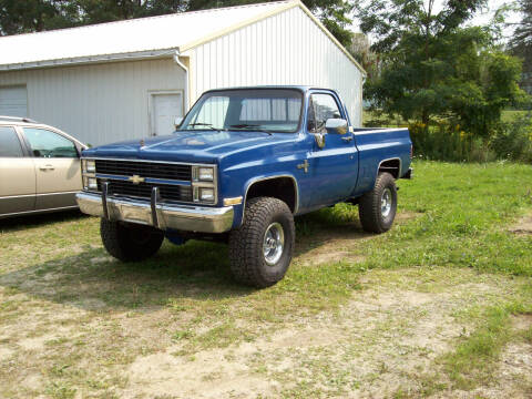 1986 Chevrolet C/K 10 Series for sale at Summit Auto Inc in Waterford PA