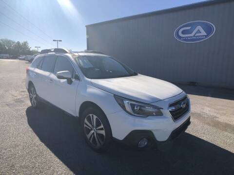 2019 Subaru Outback for sale at Team Hall at City Auto in Murfreesboro TN