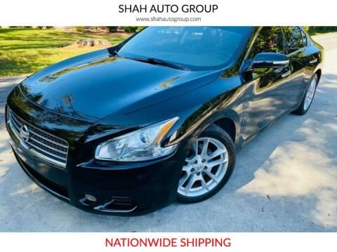 2011 Nissan Maxima for sale at E-Z Auto Finance - E-Biz Auto in Marietta GA