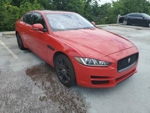 2018 Jaguar XE for sale at CHASE AUTOPLEX in Lancaster TX