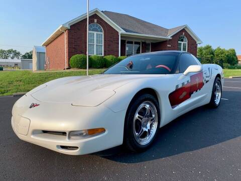 1998 Chevrolet Corvette for sale at HillView Motors in Shepherdsville KY