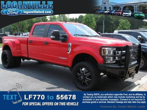 2019 Ford F-350 Super Duty for sale at Loganville Quick Lane and Tire Center in Loganville GA