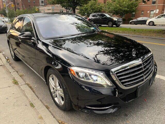 2017 Mercedes-Benz S-Class for sale at CarNYC.com in Staten Island NY