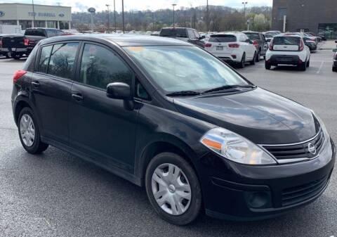 2011 Nissan Versa for sale at Cobalt Cars in Atlanta GA
