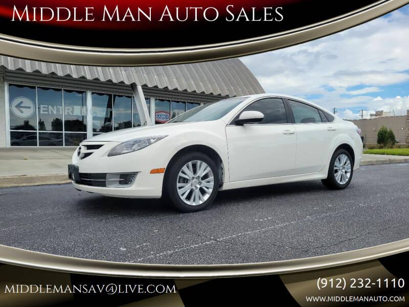 2010 Mazda MAZDA6 for sale at Middle Man Auto Sales in Savannah GA
