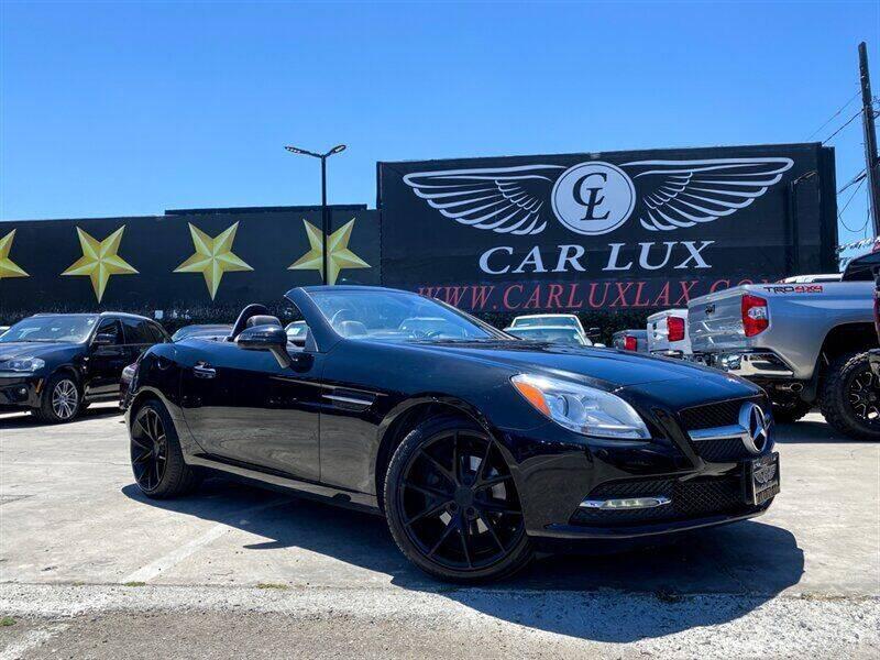 2013 Mercedes-Benz SLK for sale in Lennox, CA