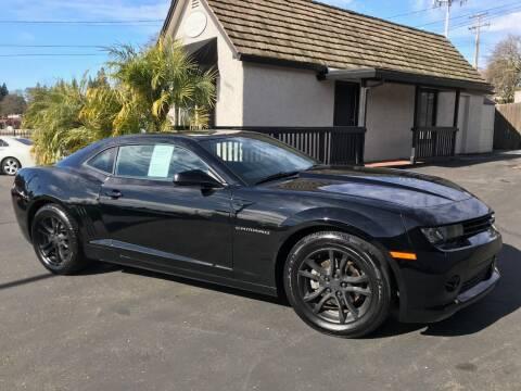 2014 Chevrolet Camaro for sale at Three Bridges Auto Sales in Fair Oaks CA