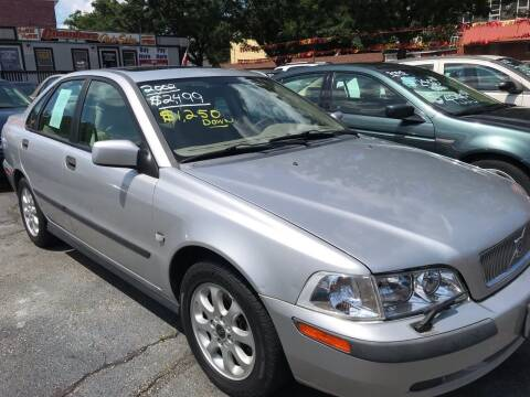 2001 Volvo S40 for sale at Chambers Auto Sales LLC in Trenton NJ