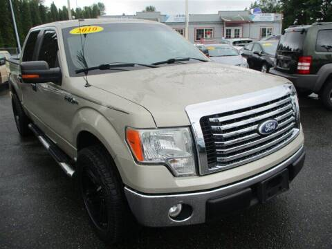 2010 Ford F-150 for sale at GMA Of Everett in Everett WA