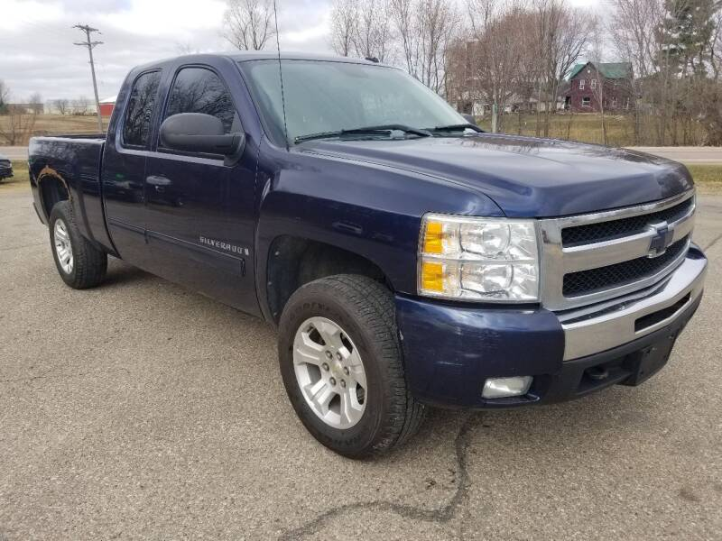2009 Chevrolet Silverado 1500 for sale at Five Star Sales in Mondovi WI