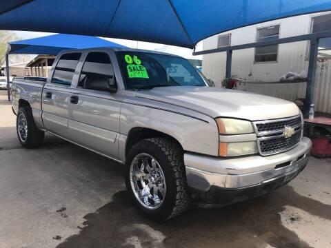 2006 Chevrolet Silverado 1500 for sale at Autos Montes in Socorro TX