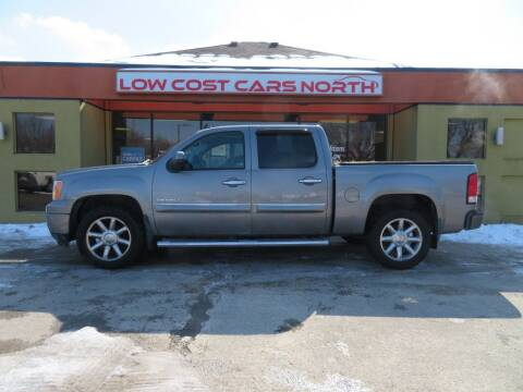 2013 GMC Sierra 1500 for sale at Low Cost Cars North in Whitehall OH