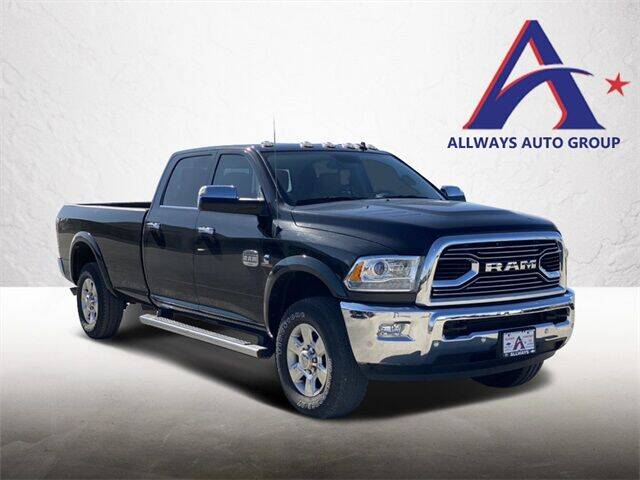 2018 RAM Ram Pickup 2500 for sale at ATASCOSA CHRYSLER DODGE JEEP RAM in Pleasanton TX