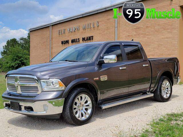 2015 RAM Ram Pickup 1500 for sale at I-95 Muscle in Hope Mills NC