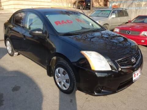 2012 Nissan Sentra for sale at R & D Motors in Austin TX