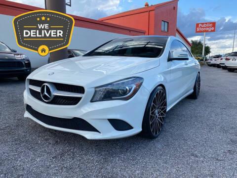 2014 Mercedes-Benz CLA for sale at JC AUTO MARKET in Winter Park FL